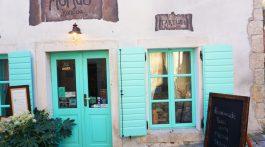 Mondo restaurant in Motonvun