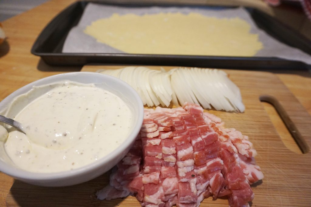 Flammkuchen Recipe