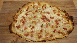 Gluten Free Flammkuchen Recipe