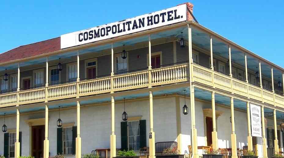Cosmopolitan Hotel Old Town San Diego