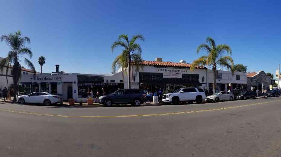San Diego Ave