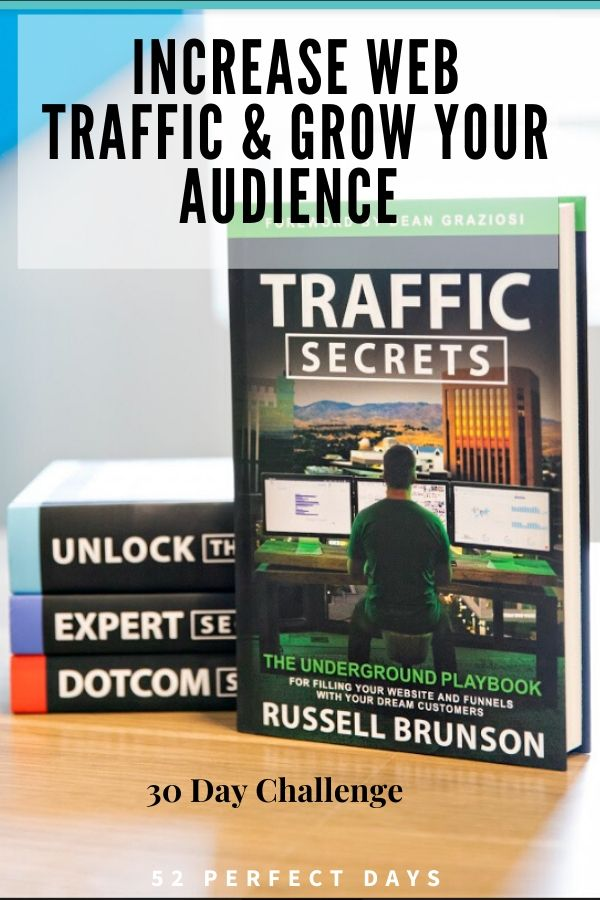 How to increase web traffic. Do you want to increase your blog traffic? What about how to grow your audience? Check out this post for the best tips for bloggers and entrepreneurs.