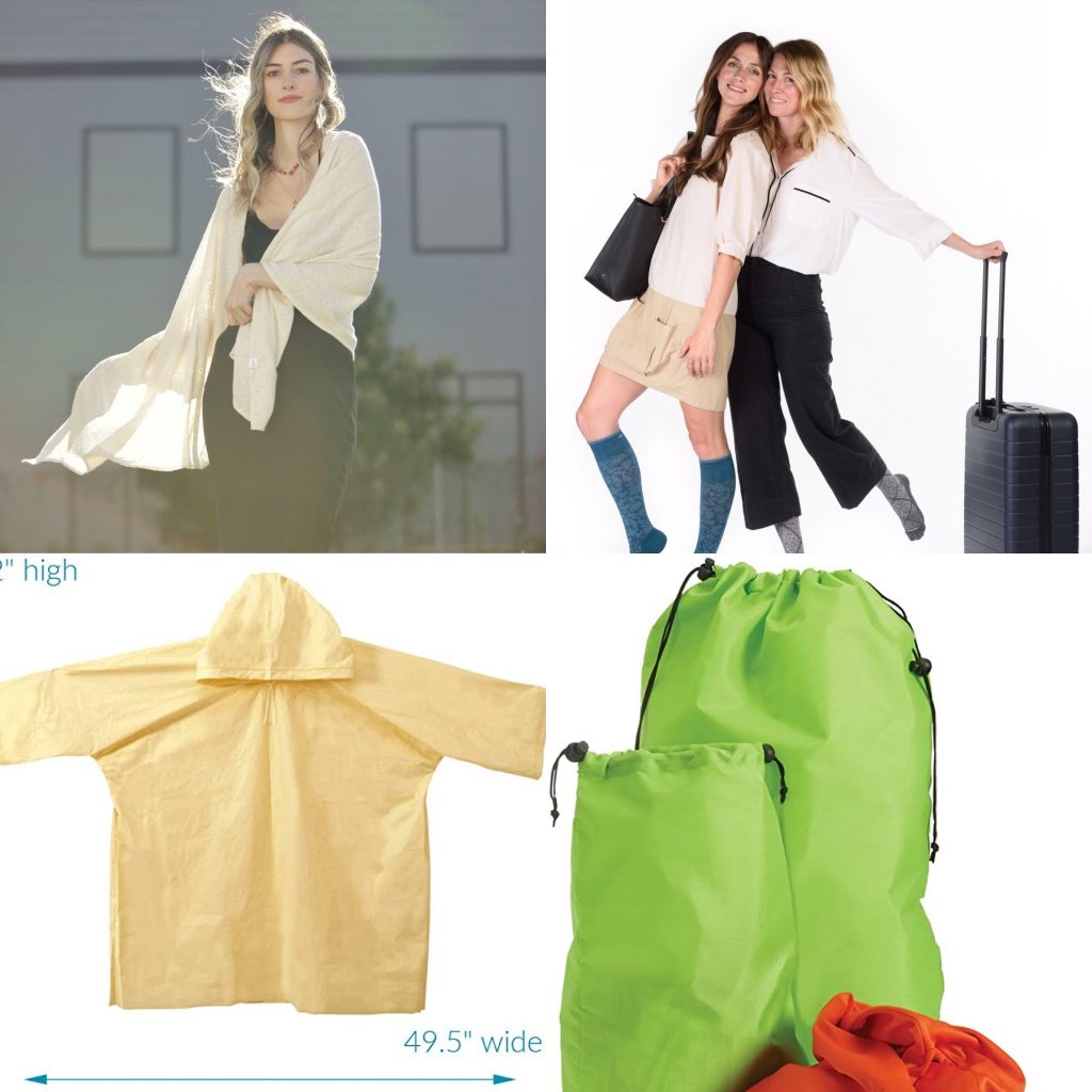 women's clothes for travel