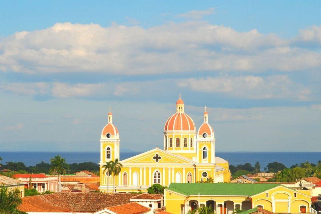 View of Grenada, Nicaragua