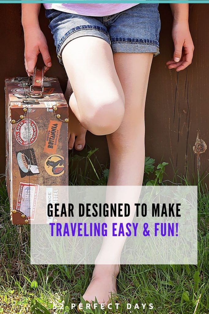Gear Designed To Ease the Burden of Traveling