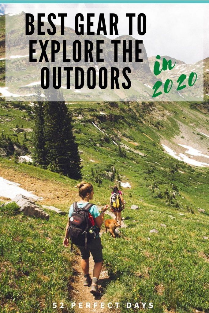 Items every outdoors enthusiast needs to own. Here is the best new outdoor gear and gadgets for 2020! Best Gear to Explore Outdoors