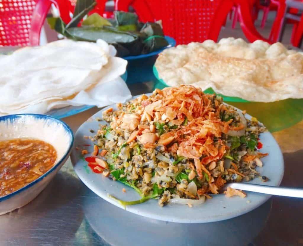 hen trom gastronomy Vietnam