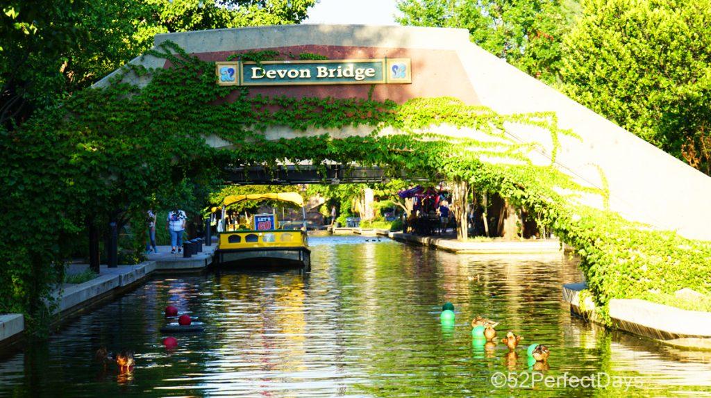 Water Taxi in Bricktown OKC