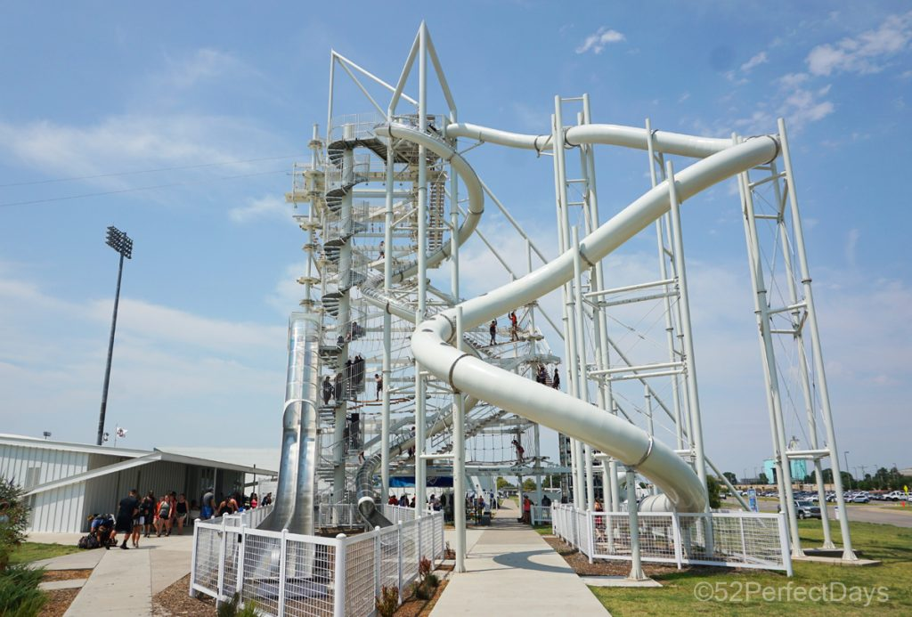 Riversport Adventures & Rapidsslides