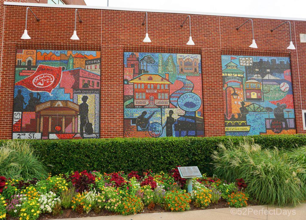 bricktown OCK street art