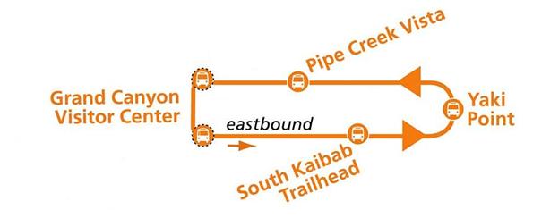 Kaibab Rim Route