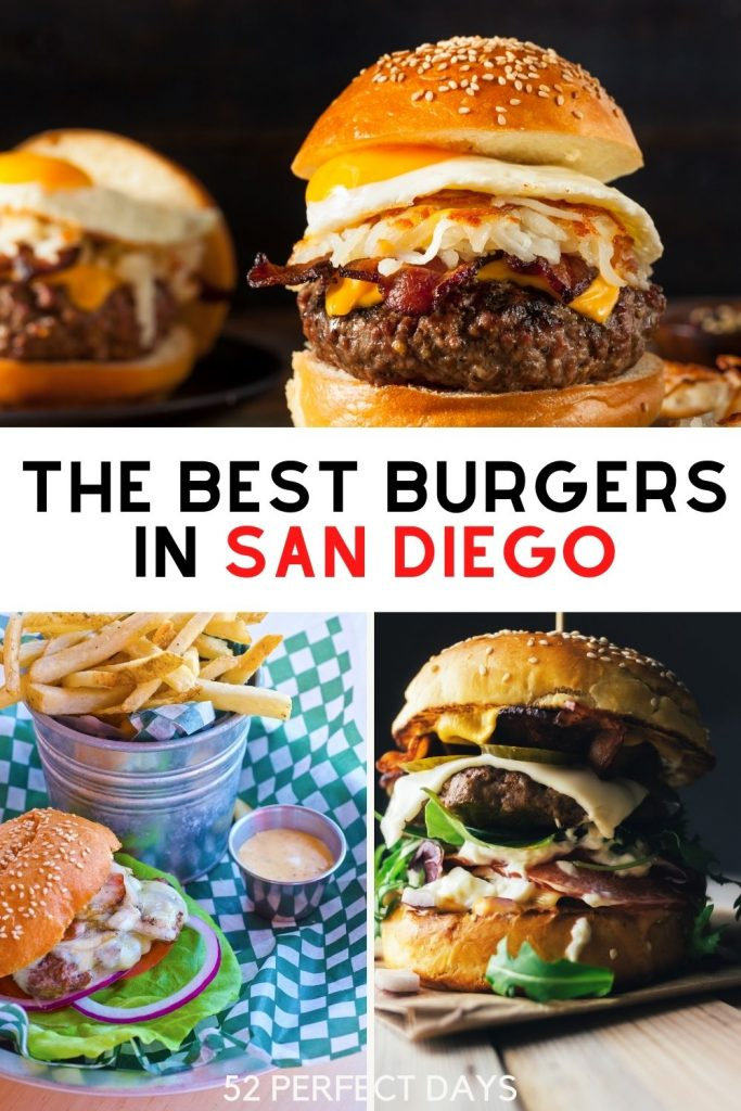 The quest for San Diego's perfect burger has begun!From the casual to the upscale experience enjoy our list of the best burgers in San Diego.