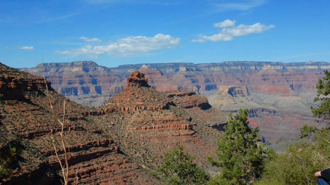 View from grand canyon