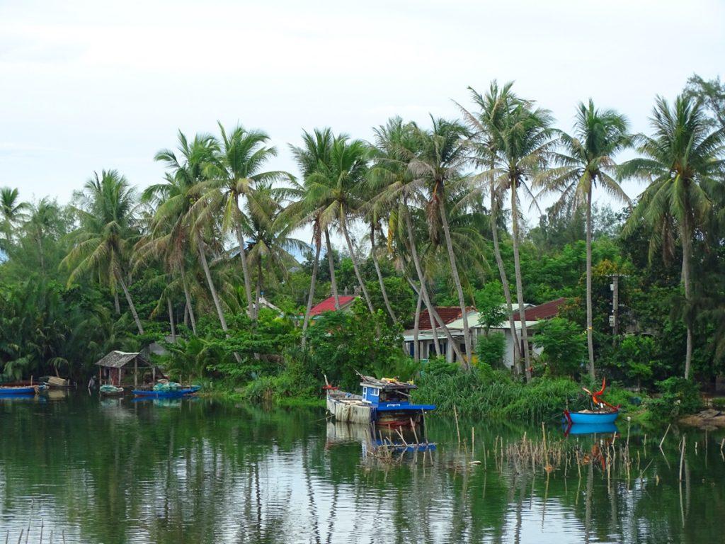 Hoi An to Cam Nam Island