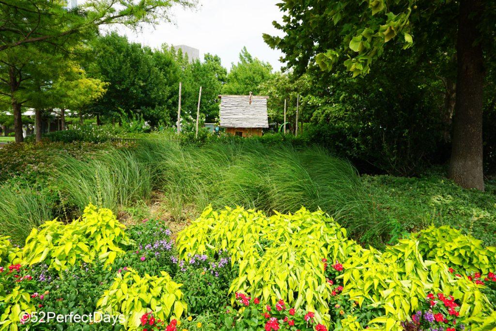 Myriad Botanical Gardens park