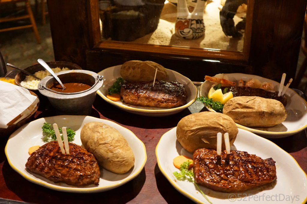 Cattleman's Steakhouse at Indian Cliffs Ranch