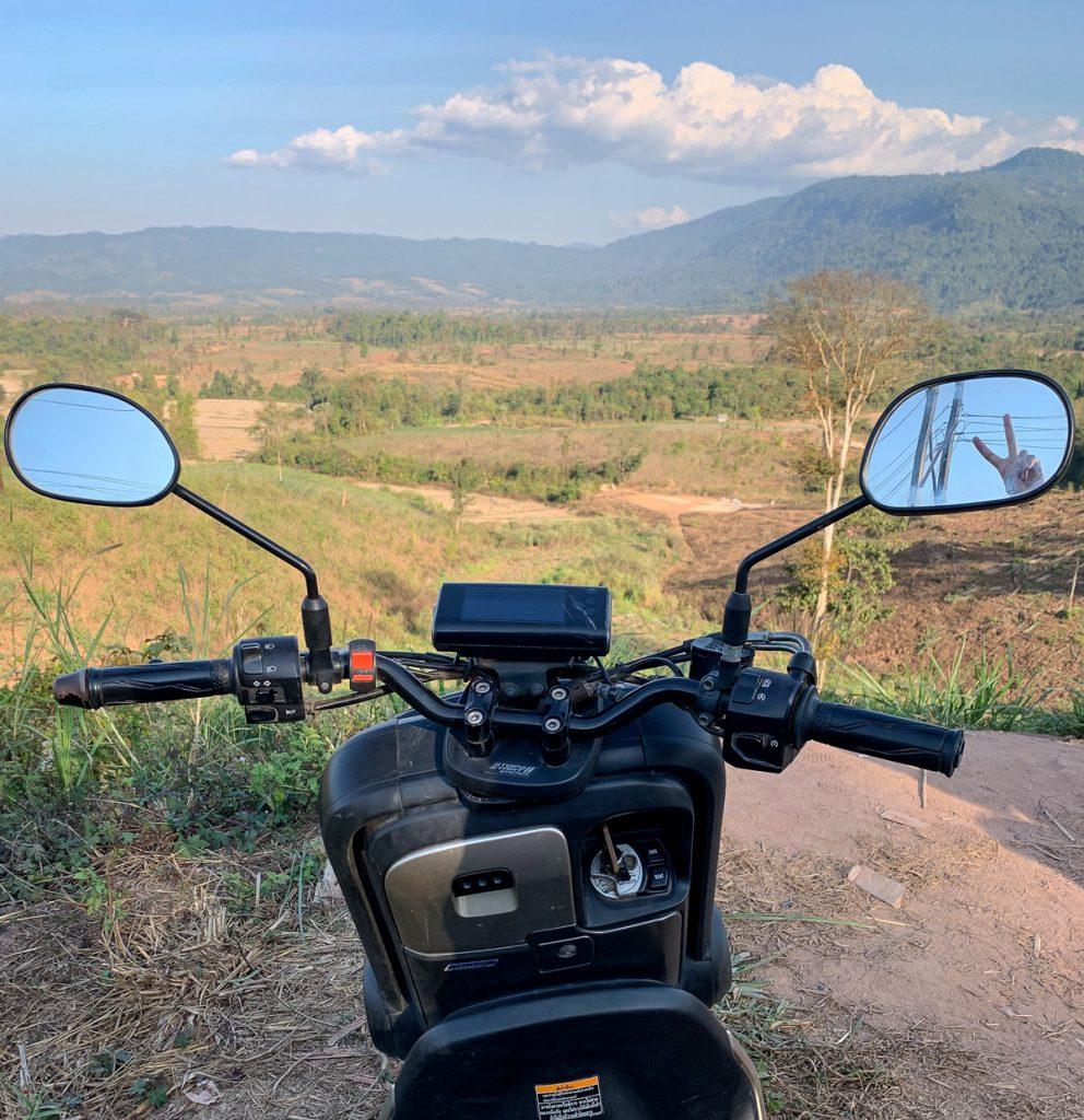 Thakhek, Laos scooter trip