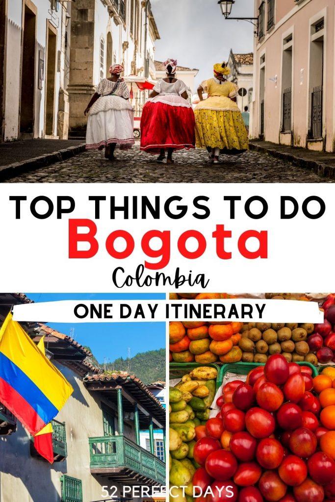 Top Attractions in Bogota.