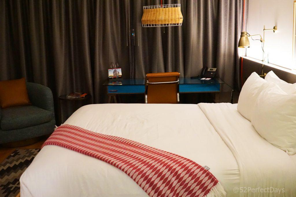 Hotel Indigo Guest Room in El Paso