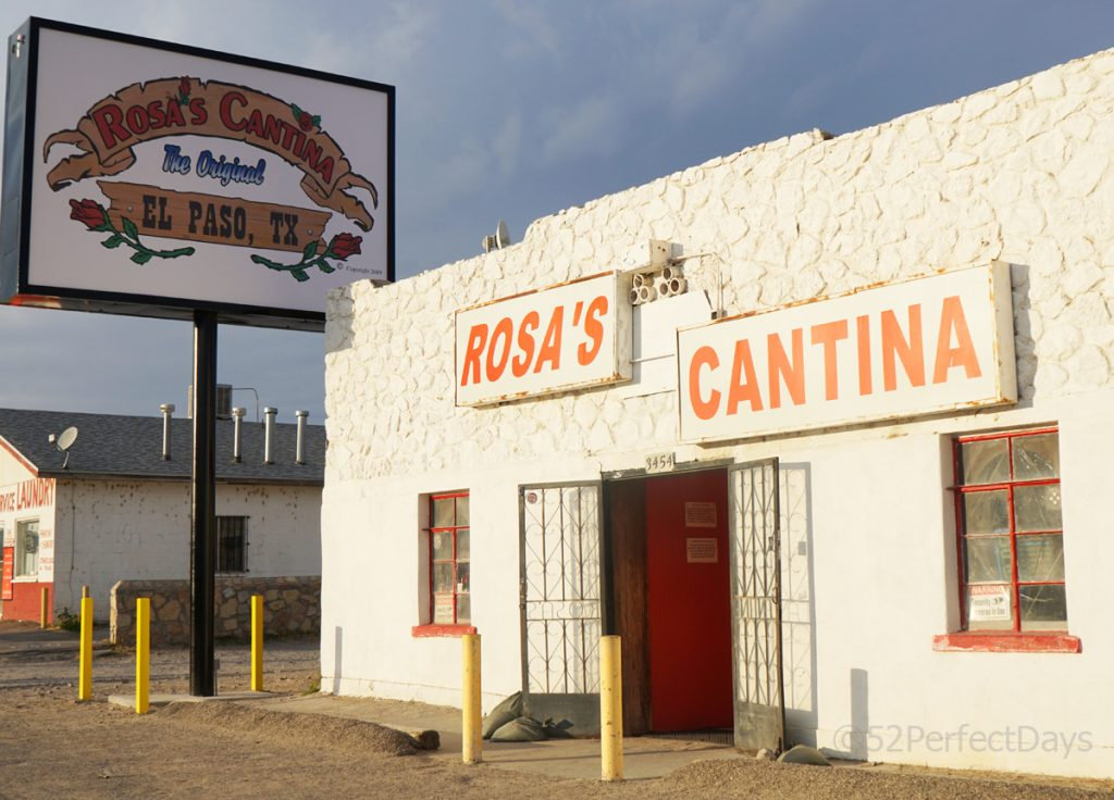 Rosa's Cantina