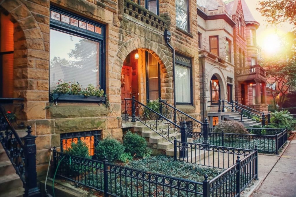 Historic Rowhome in Chicago