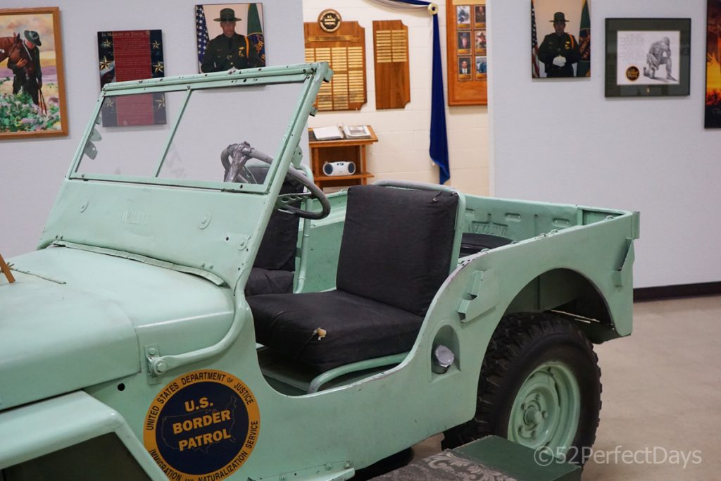 Border Patrol Museum