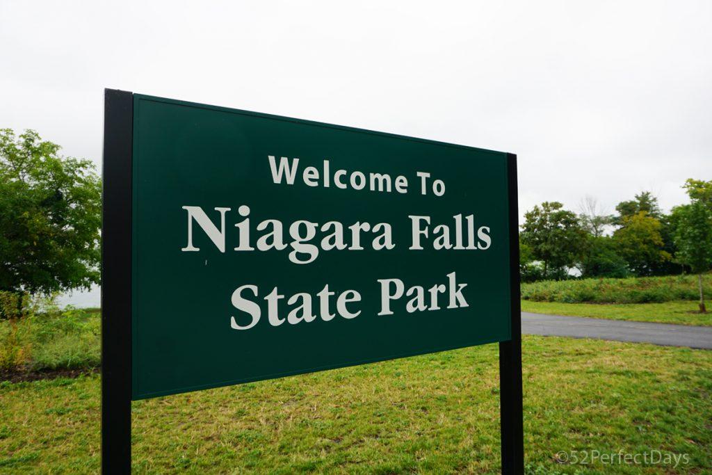 Niagara Falls on the U.S. side