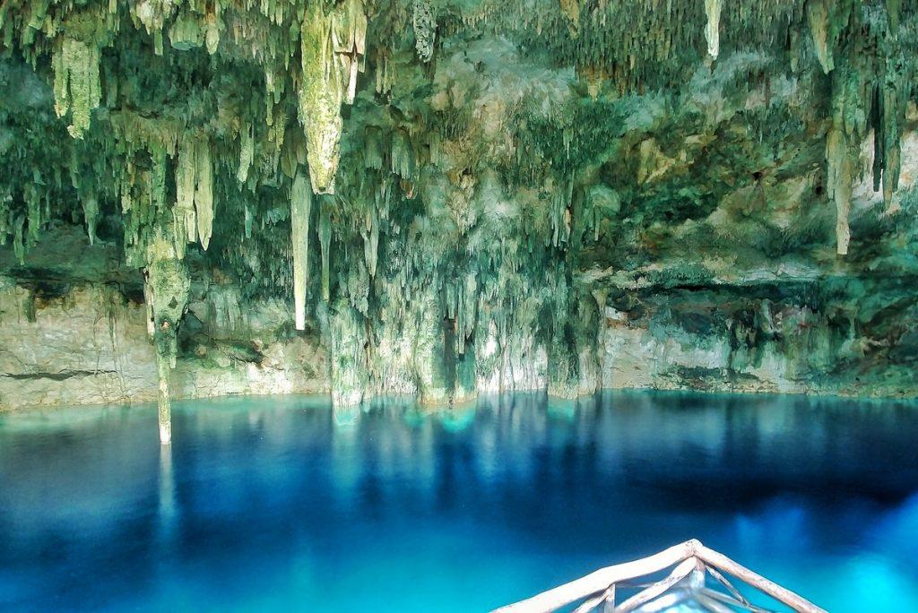 cenotes Santa Barbara