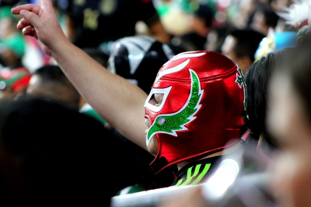 Lucha Libre - The beloved Mexican wrestlers