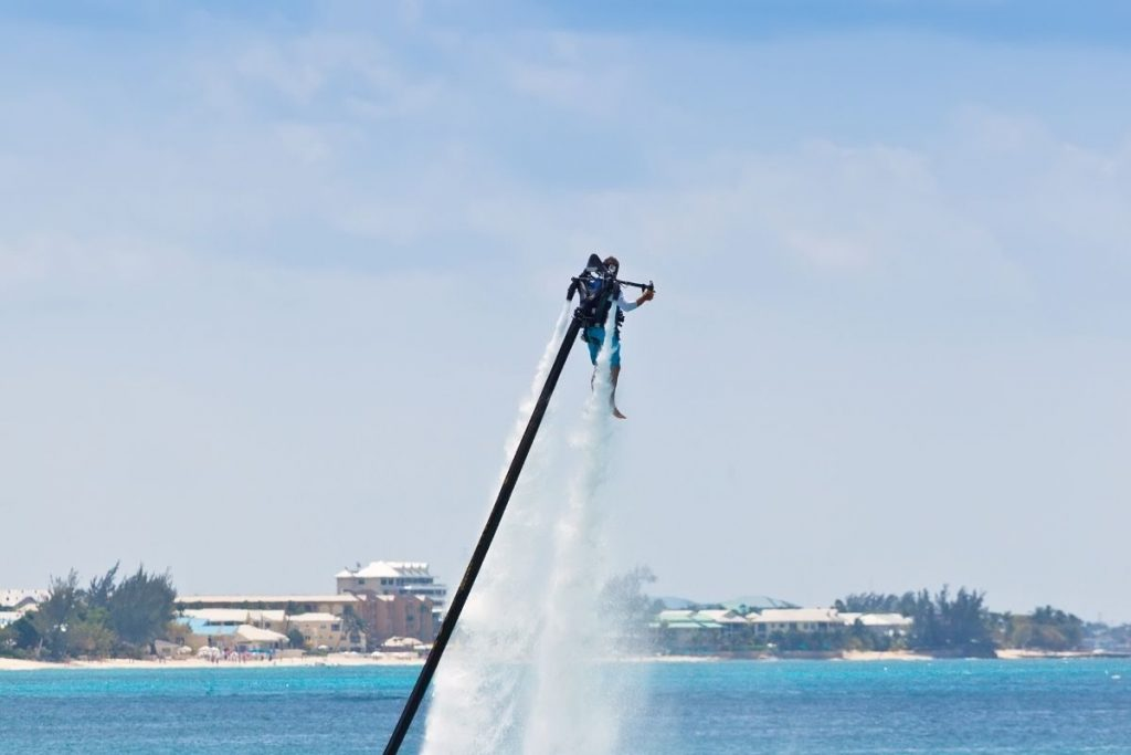 Go for a Jet Pack ride