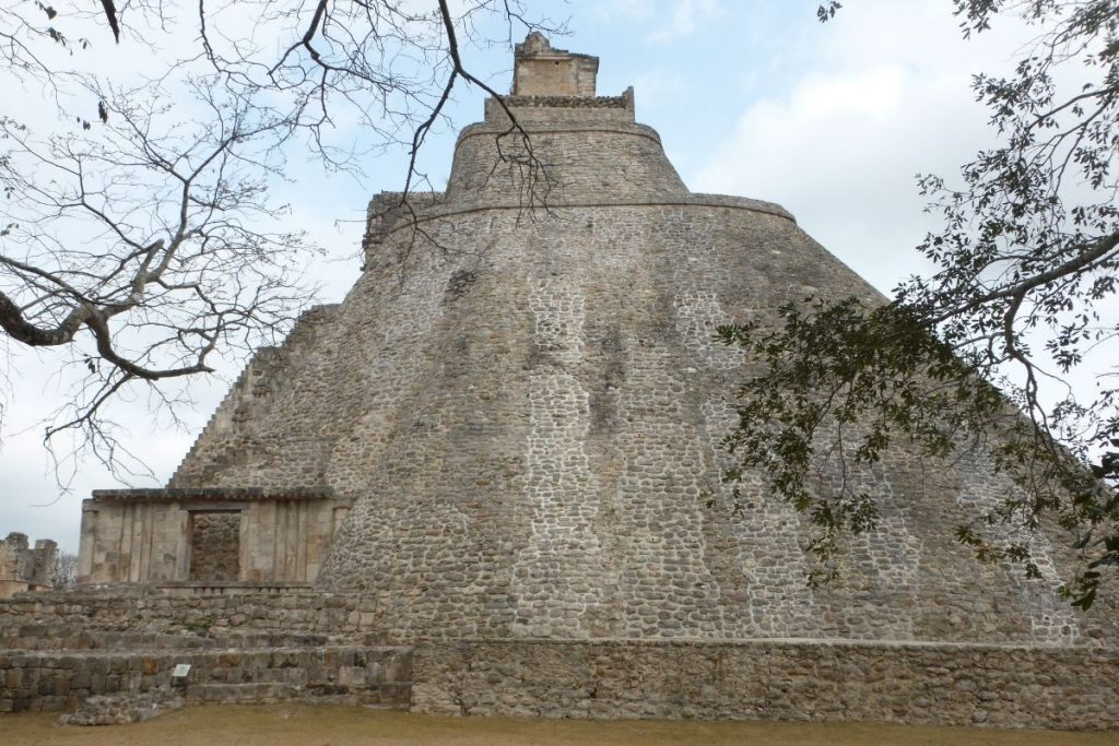 Uxmal UNESCO World Heritage Site