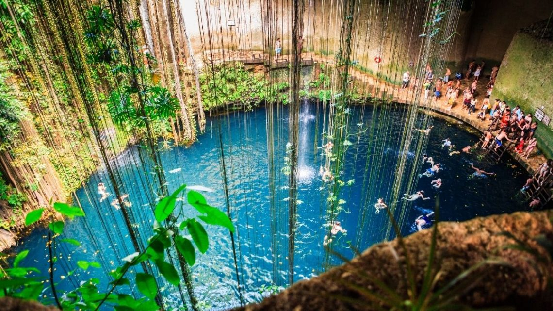Cenotes of the Yucatan
