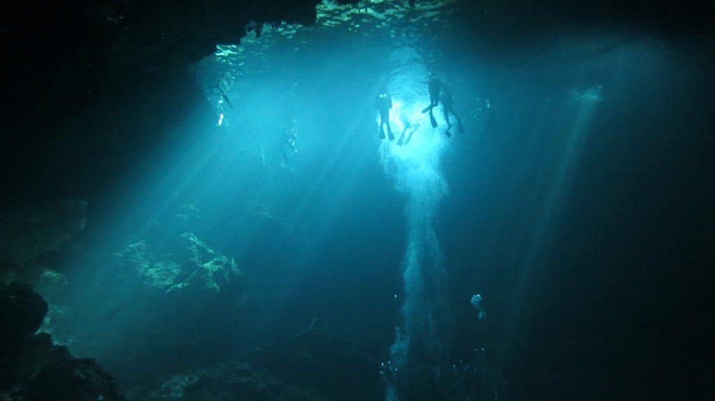 El Pit Cenote