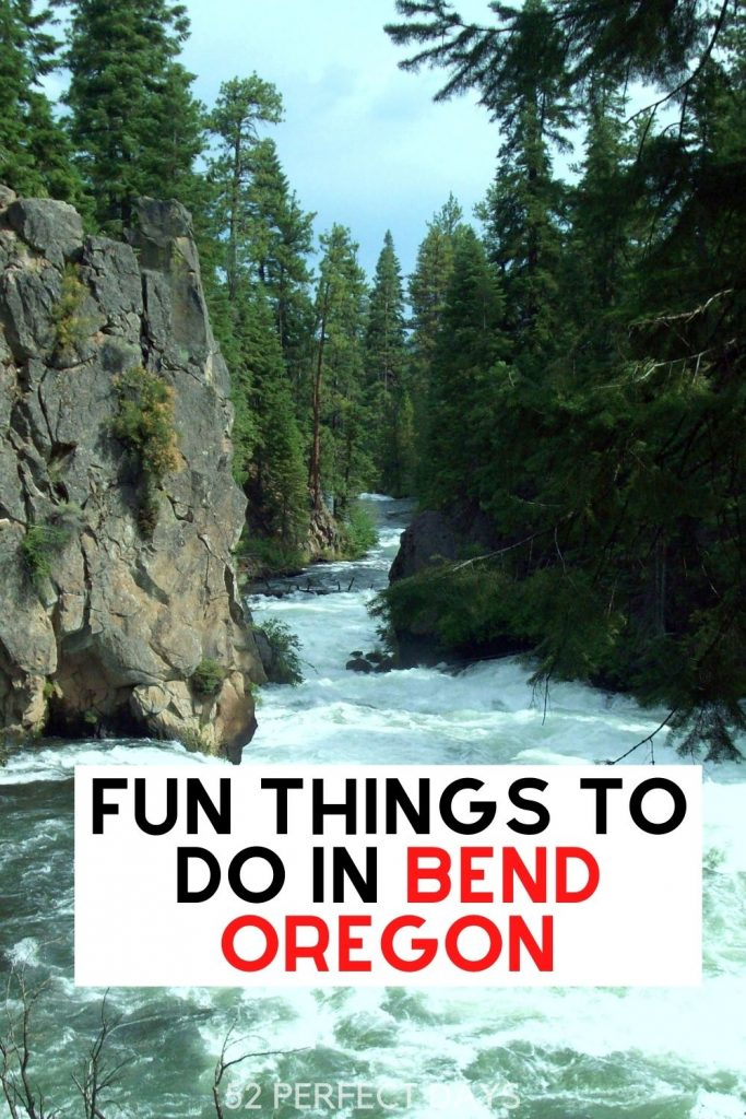 Things to do in Bend Oregon. Best brewery, best winery and best outdoor activities for a Bend vacation (in all seasons).