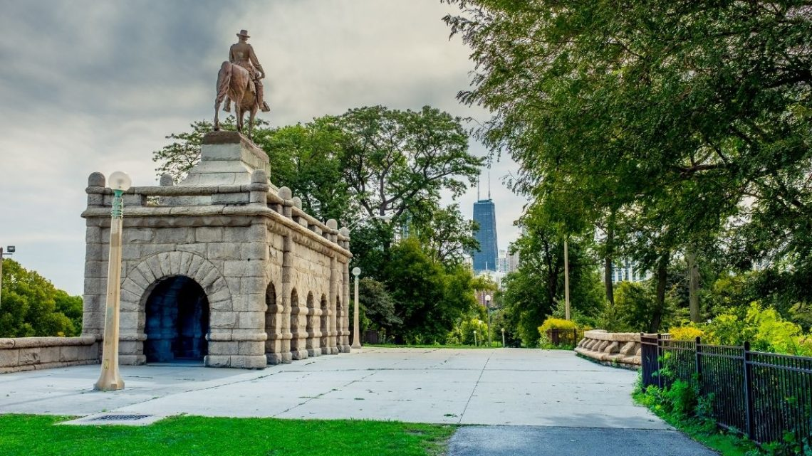 park in Chicago