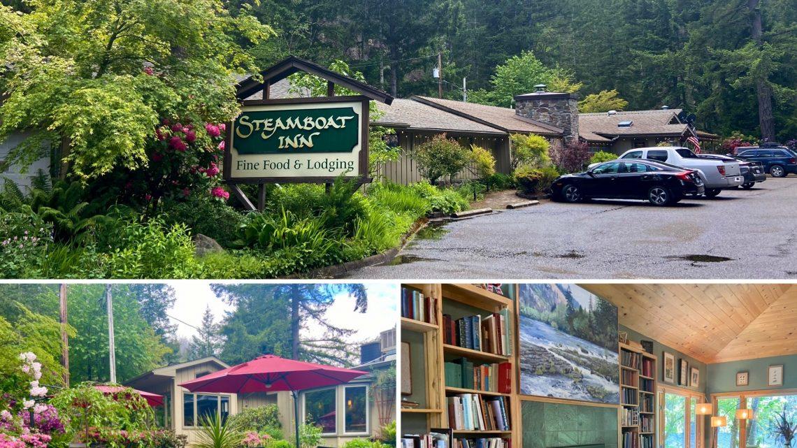 Steamboat Inn in Southern Oregon