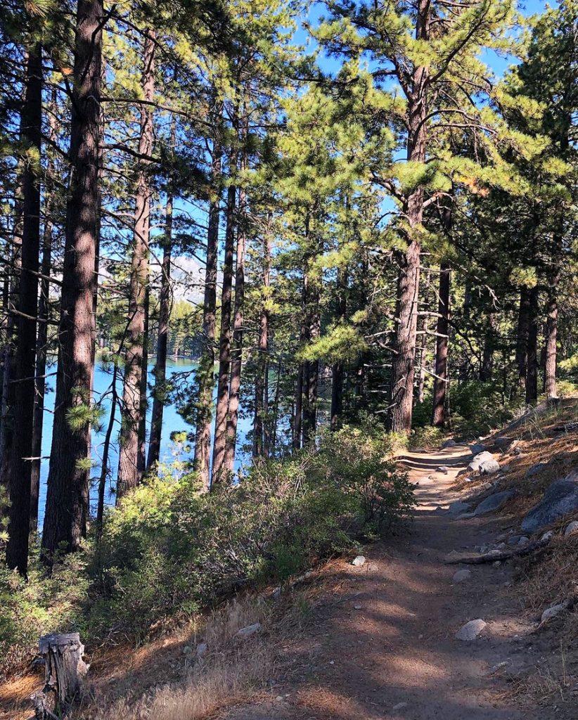 Fallen Leaf Lake Trail