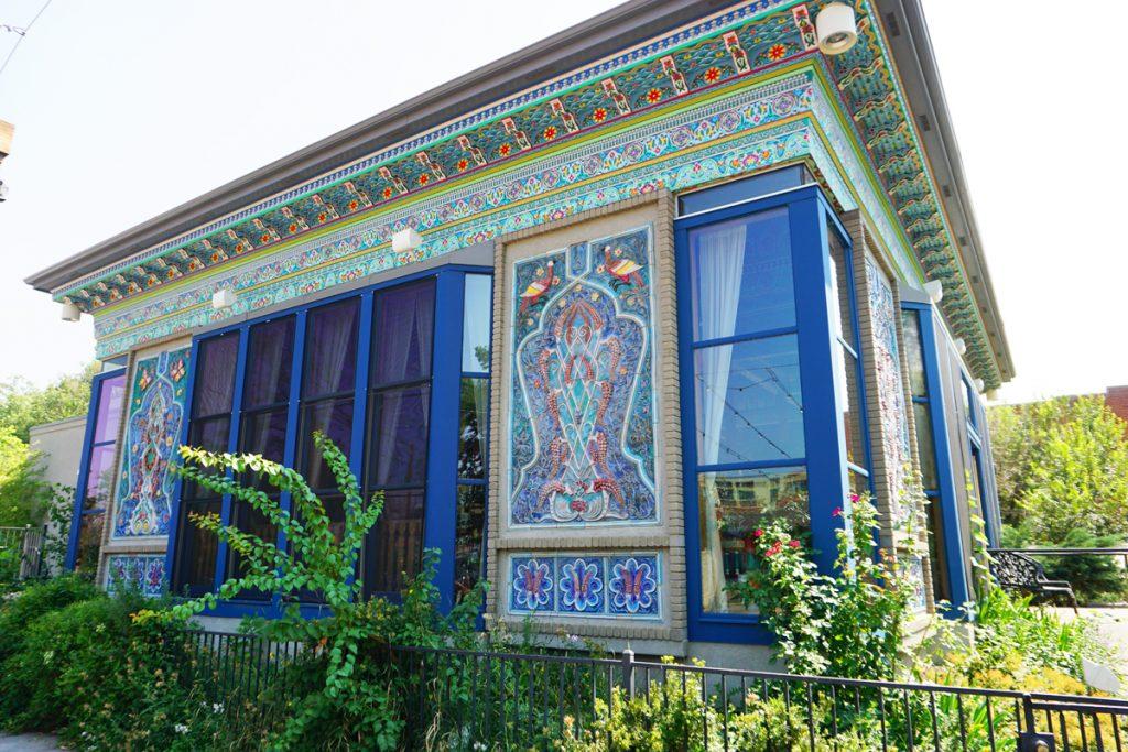 The Boulder Dushanbe Teahouse