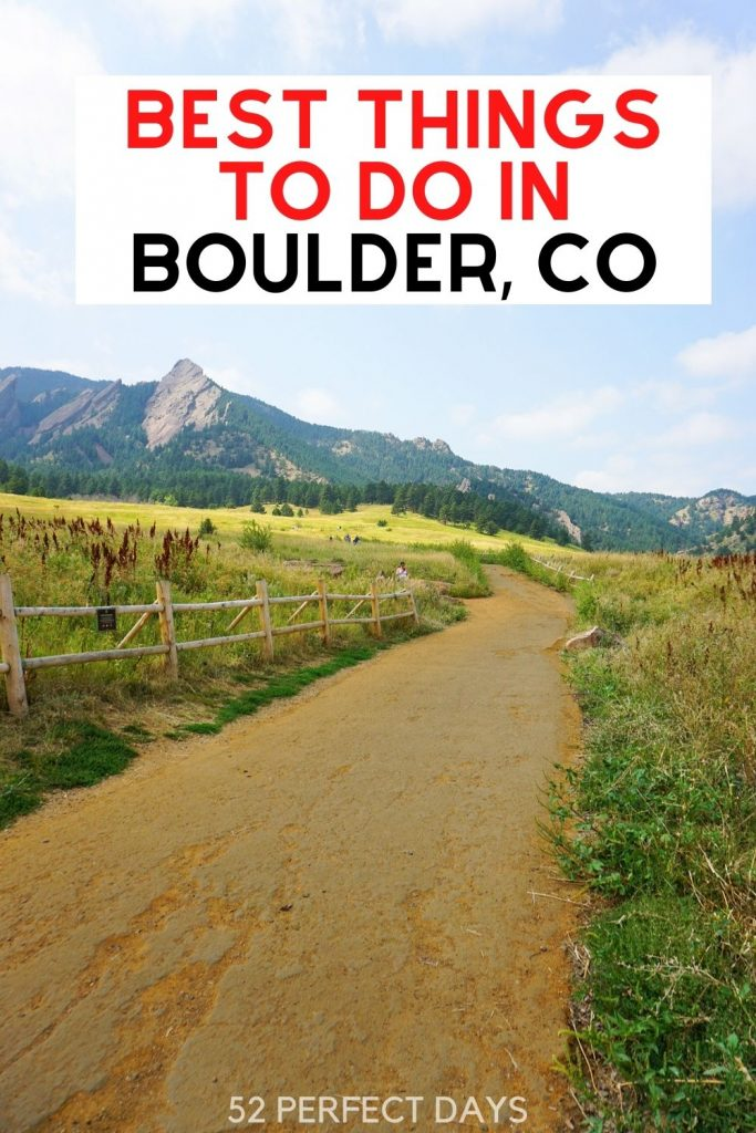 Boulder may be one of the top outdoor recreation spots in the country, but this city truly has something for everyone. Want to luxuriate at a top-notch spa and sip local wine? Want to push yourself to your physical limits and recover with a craft beer and a big bowl of pork green chili? Want to visit museums, learn about early American history, and finish your day with an outdoor concert? Boulder's got it all in spades.