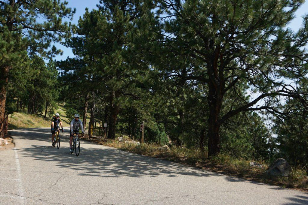 Realization Point bike trail