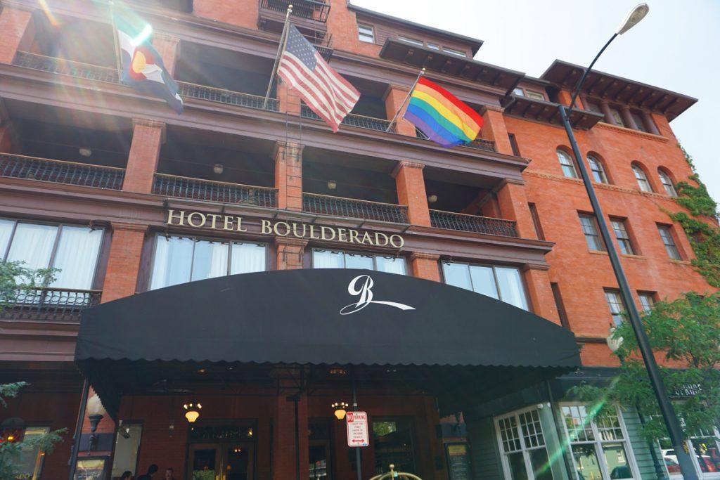The Hotel Boulderado
